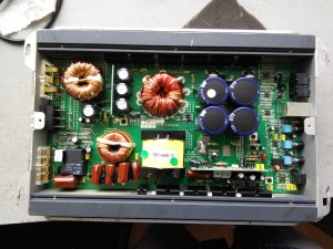 Infinity REF1600A: Диагностика устройства