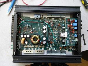 Blaupunkt GTA480: Пропадает звук, ремонт входных тюльпанов