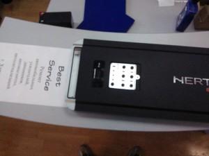 Hertz HP 5 нет звука в динамиках