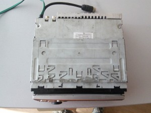 Автомагнитола Alpine CDA 9812RB - не включается, плохо читала диски