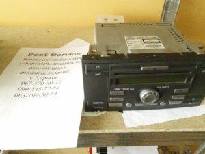 Штатник Ford 6000 CD - не показывает экран