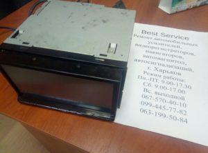 Магнитола JVC KW-AVX730 - не работают кнопки, не читает CD и флешку