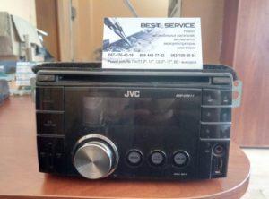 Автомагнитола JVC KW-XR611 - не включается