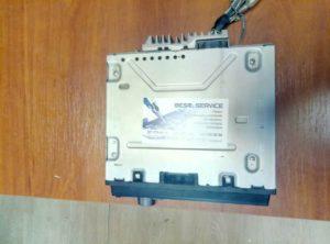 Магнитола Pioneer DEH 1500UB - установка разъема USB