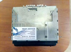 Магнитола JVC KW-XC406 - разбита передняя панель после удара