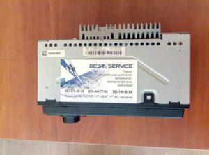 Автомагнитола Pioneer MVH-08 - выломан разъем USB