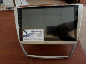 Китайский штатник EasyGo Toyota - не показывает экран
