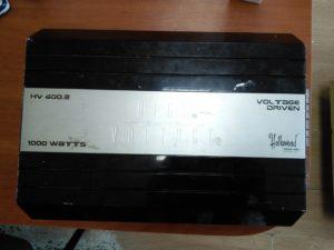 Усилитель Holluwood HV600.2 - периодически сгорают предохранители