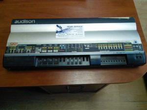 Усилитель Audison SX5 - не включается, сгорел блок питания