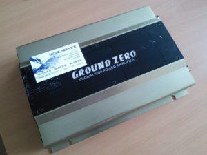 Усилитель Ground Zero GZIA 2235HPX - в защите