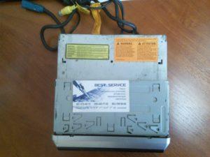 Автомагнитола Pioneer AVH-P5750 - замена шлейфа экрана