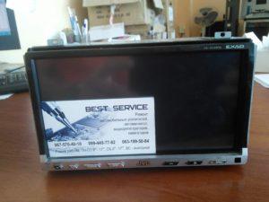 Автомагнитола JVC KW-AVX800 - замена сенсора и правильная сборка