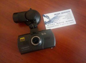 Регистратор Prology iReg-7050SHD GPS - не включается, нет изображения