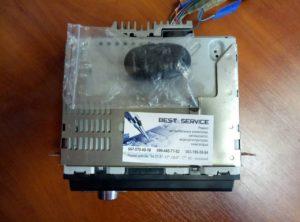Магнитола Pioneer MVH-150UI - установка ИК приемника для пульта ДУ
