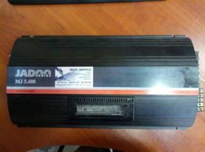 Усилитель Mystery Jadoo MJ 5.400 - не работает, пропадает звук
