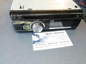Автомагнитола JVC KD-R45 - не включается.
