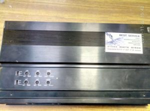 Автоусилитель-клон DragSter DAB4200 - сгорел блок питания