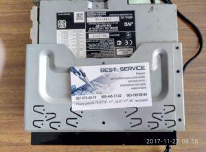 Автомагнитола JVC KW-AV71BT - разбит сенсор, замена тачскрина