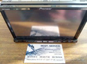 Автомагнитола Pioneer AVH-6800DVD - нет звука, не работает встроенный усилитель
