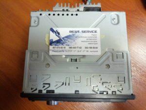 Автомагнитола Pioneer DEH-7300BT - сгорел усилитель, нет звука