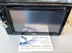Автомагнитола JVC KW-AVX740 - не включается