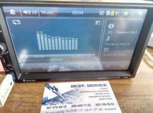 Автомагнитола 7020G - не стабильно работает, не работает, не показывает экран