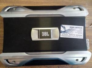 Усилитель JBL GTO 50.4 - нет звука в усилителе