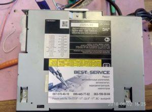 Автомагнитола JVC KW-AV70 - не включается, не работает