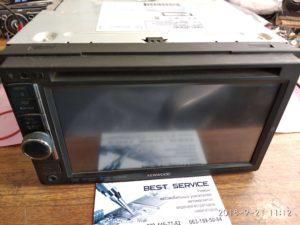 Автомагнитола Kenwood DDX4051 - разбит сенсор, замена сенсорного стекла